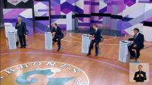 Segundo Debate Presidencial-INE