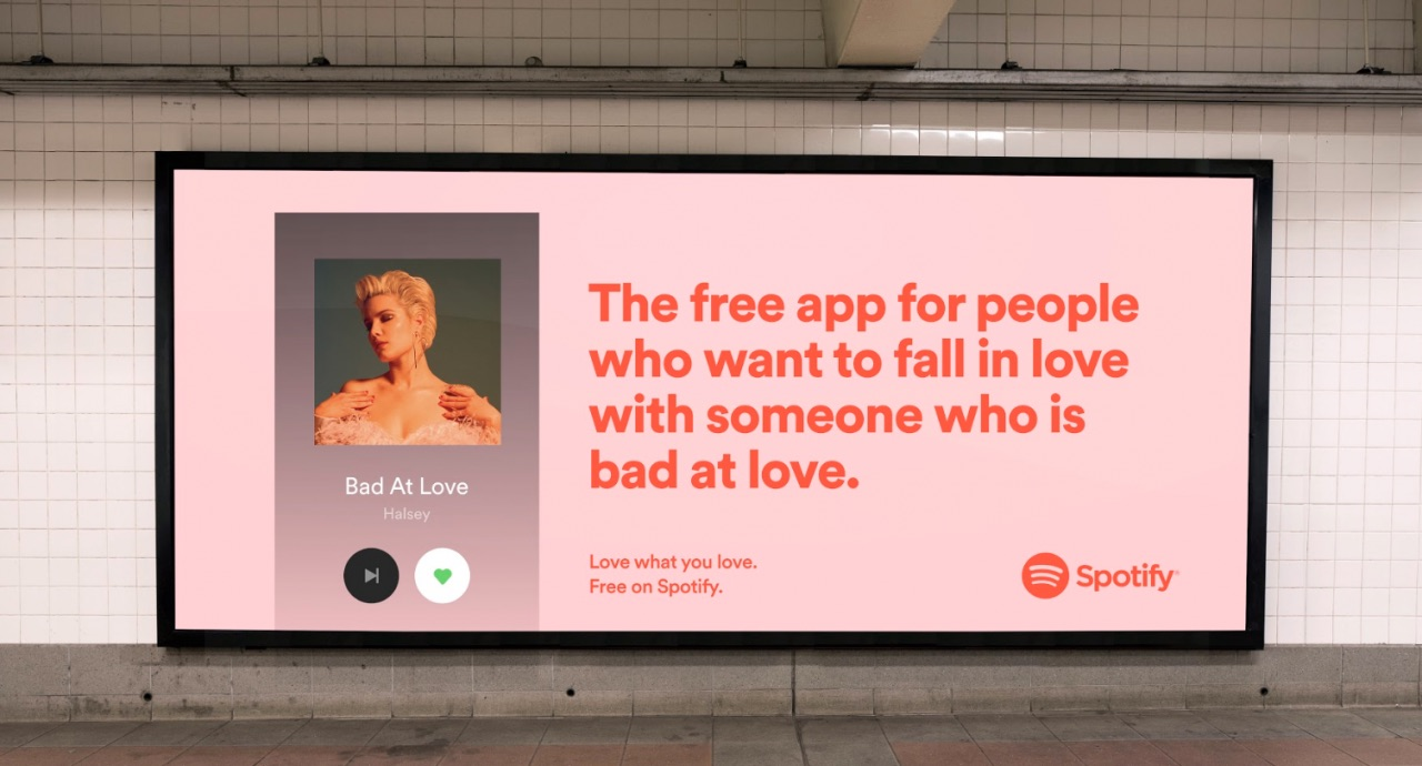 Spotify-Love What You Love-Halsey