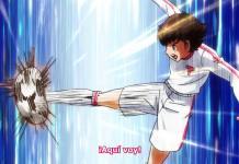 Supercampeones-Captain Tsubasa-Oliver Atom