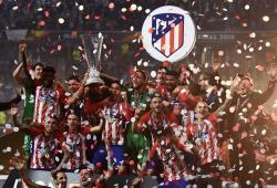 UEFA-Europa League-Atletico de Madrid