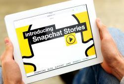 Lecciones de content marketing que se pueden aprender de Snapchat