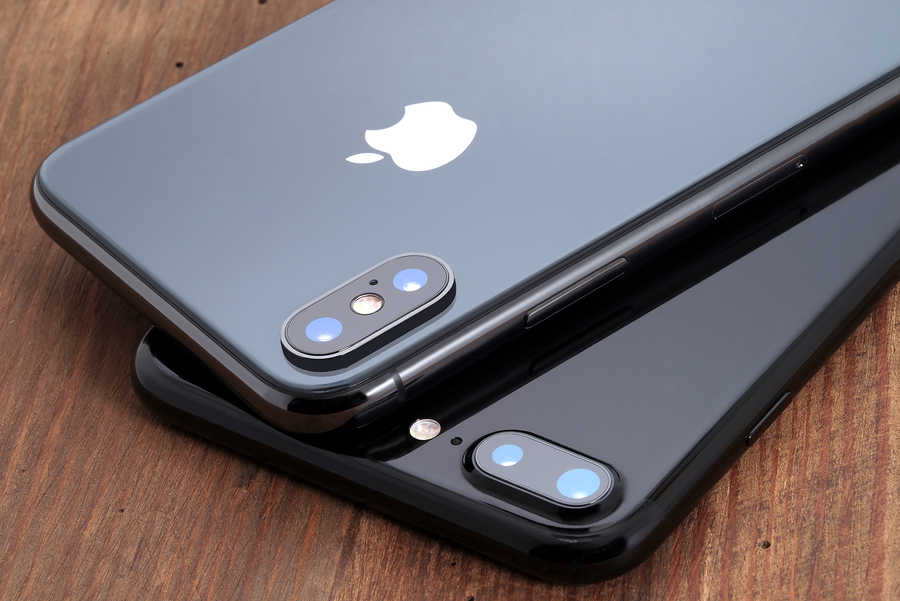 Apple vende 52.2 millones de iPhone en primer trimestre de 2018