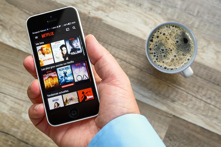 Netflix ya es más valiosa que Disney