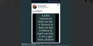 #NoAlPeriodismoSicario