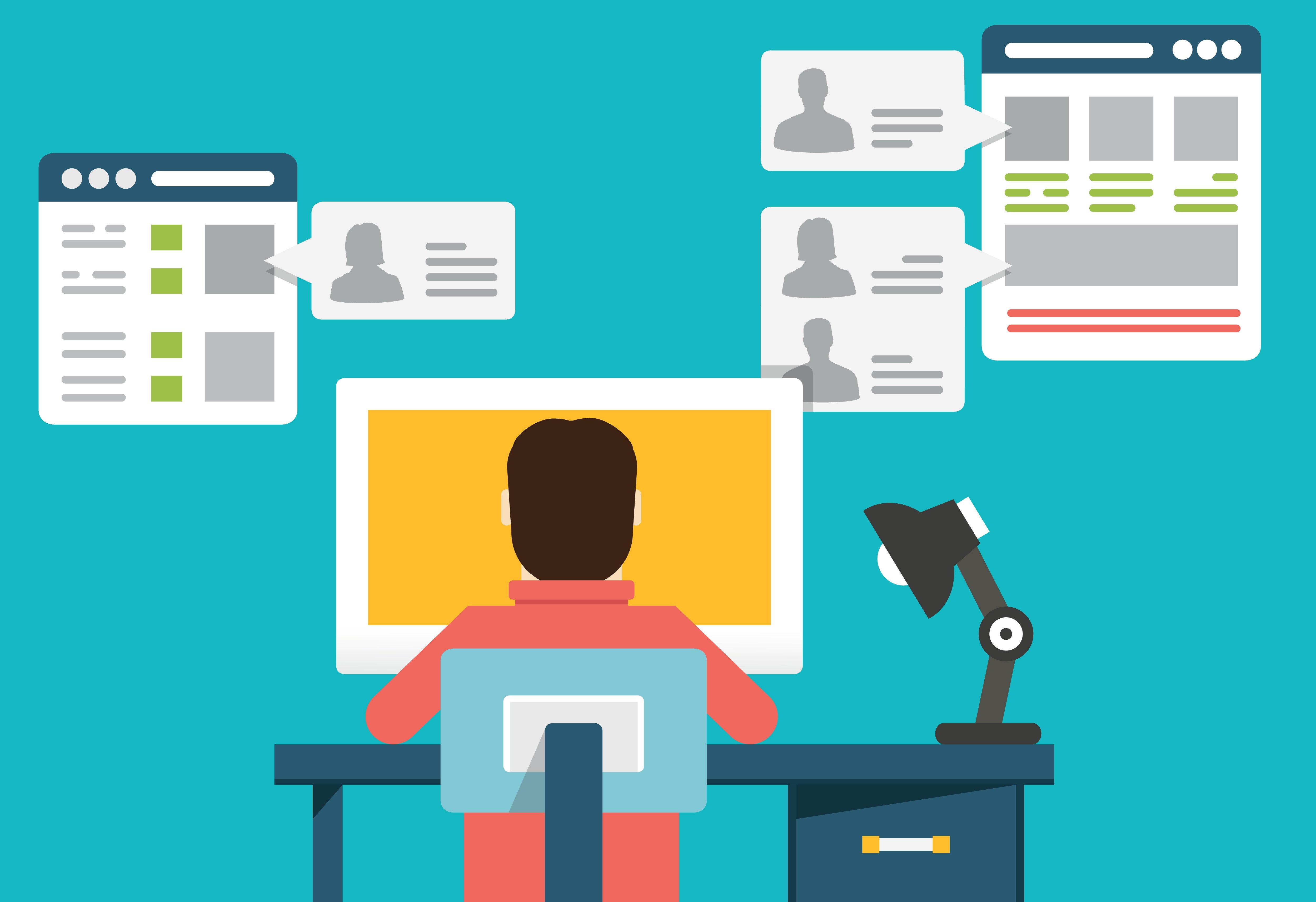 Consejos para reclutar a un experto en redes sociales para tu marca
