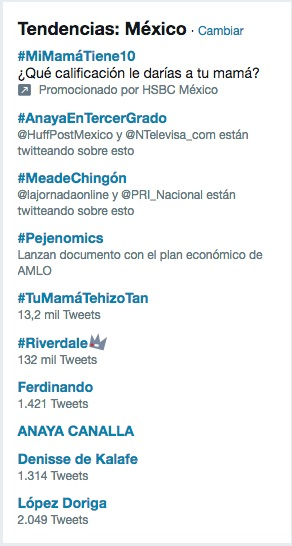 #AnayaEnTercerGrado