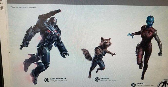 Avengers 4-AJ Desings-11