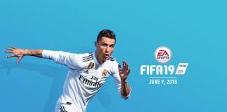 Cristiano Ronaldo-EA Sports-FIFA 19
