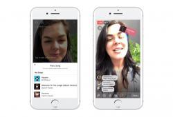 Facebook-Lip Sync Live-Musica-Video