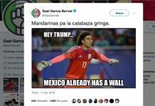 Gael Garcia Bernal-Trump-Mexico