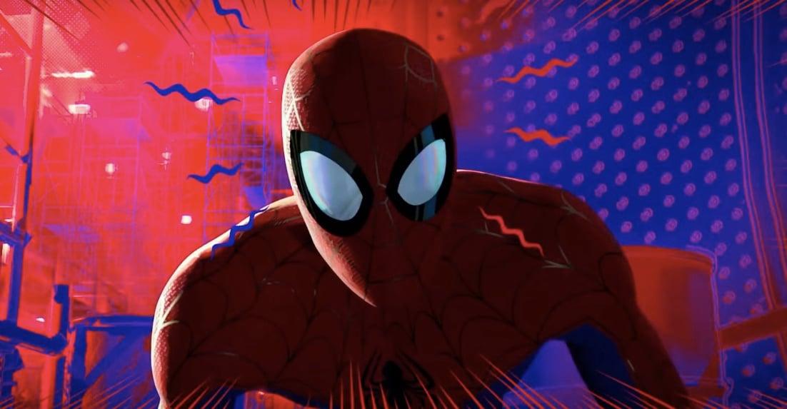 Chécate el genial tráiler de la película de Spider-Man: Into the Spider-Verse