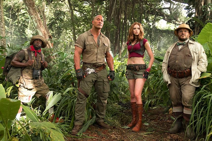 La secuela de Jumanji: Bienvenidos a la jungla llegará en 2019