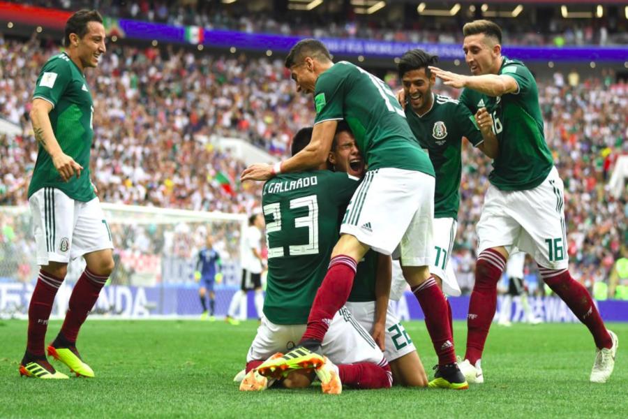 ¡Gol de México habría provocado sismo!