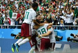 Mexico-Rusia 2018-seleccion-Corea del Sur