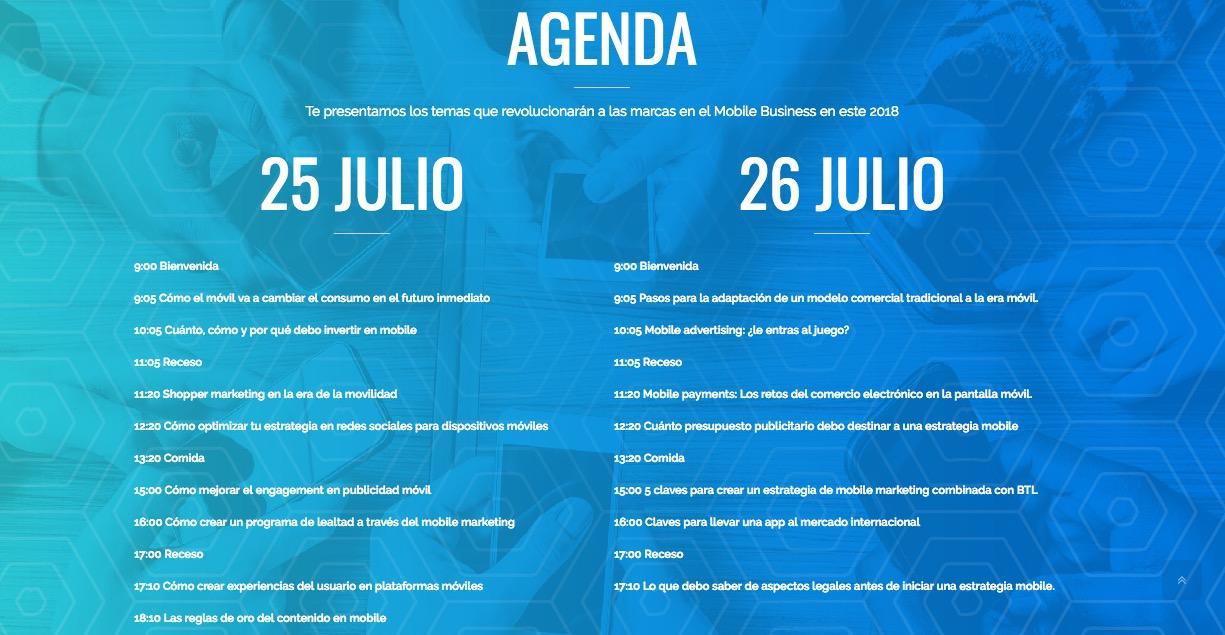 Mobile Marketing-Digital Trends Summit-2018
