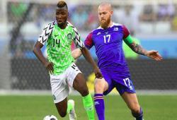 NIGERIA VS ISLANDIA