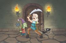 Netflix-Matt Groening-Disenchantment