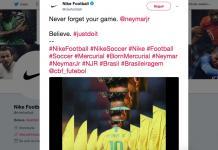 Nike-Neymar-Rusia 2018