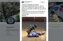 Policia de Madrid-Poncho-RCP