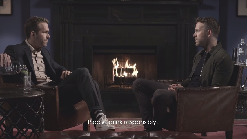 Ryan Reynolds-Twins-Aviation Gin