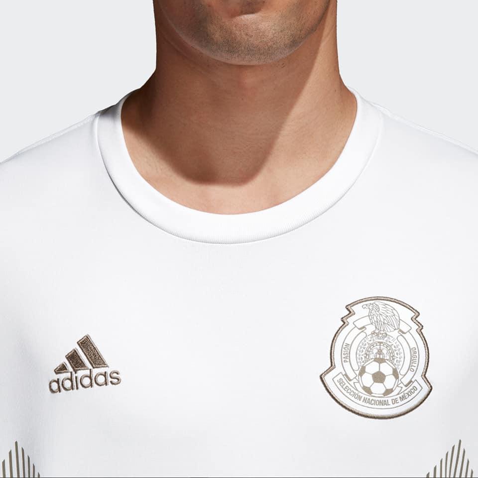 México jugaría con su uniforme alternativo ante Corea del Sur 52b5b12849c47