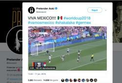 Steve Aoki-Mexico-Alemania-Rusia 2018