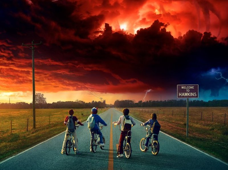Stranger Things-Netflix-IMDB