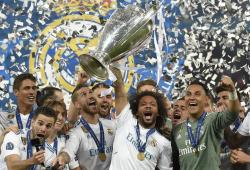 UEFA-Champions League-Real Madrid 2018