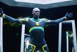 Usain Bolt-Virgin Media