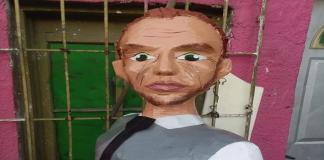Zague piñata