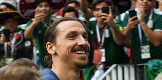 Zlatan Ibrahimovc-Mexico-Alemania-Rusia 2018