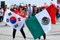 #MexicoVsCorea