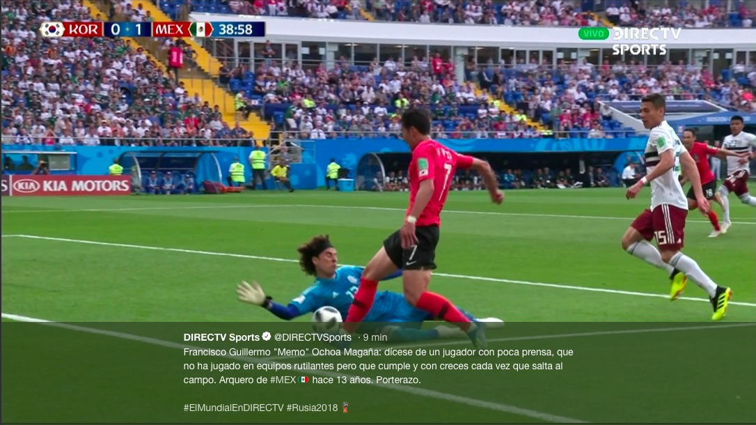 Yo soy hincha de la selección mexicana desde ya — Maradona revira