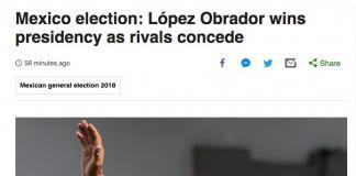 BBC-Lopez Obrador-Elecciones 2018