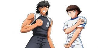 Captain Tsubasa-Super Campeones-TV Tokyo