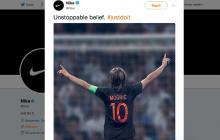 Croacia-England-Rusia 2018-Nike