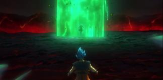 Dragon Ball Super: Broly -Toei Animation