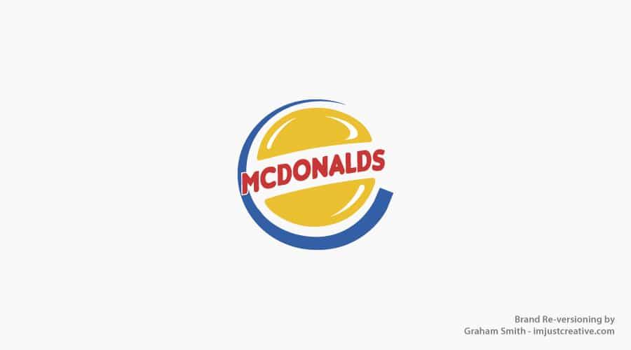 Graham Smith-The Logo Smith-McDonalds-Burguer King