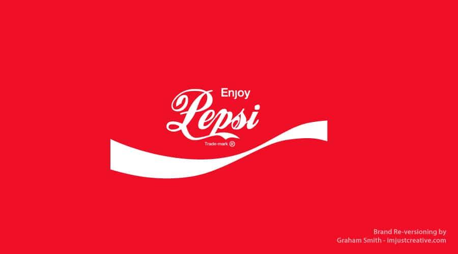 Graham Smith-The Logo Smith-Pepsi-Coke