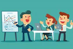 Pequeños negocios: modelo de trabajo interno