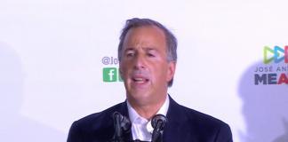 Jose Antonio Meade-PRI-Elecciones 2018