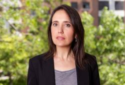 María Cobos, Manager Burson Cohn & Wolfe