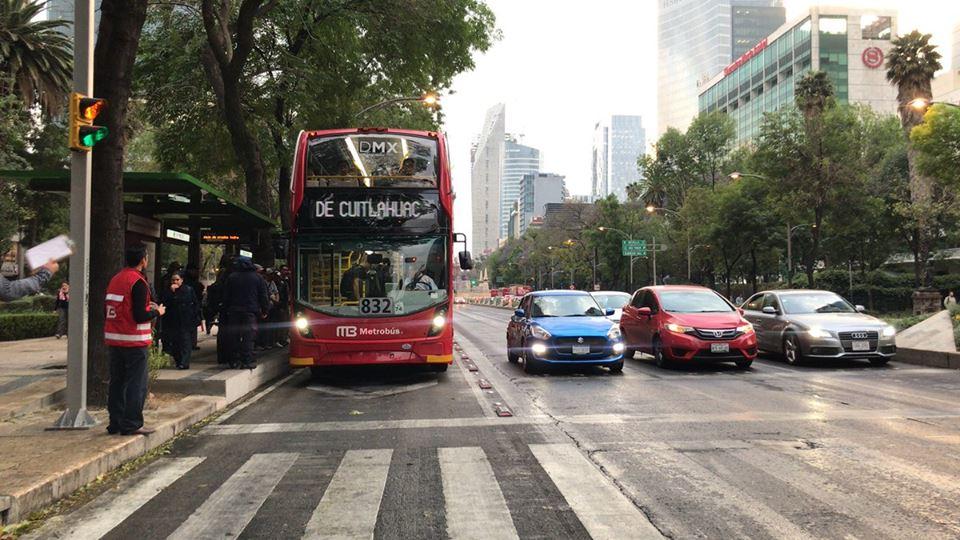 Metrobus-CDMX
