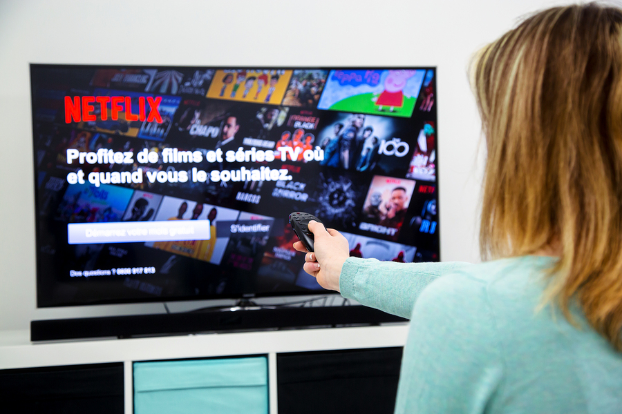 Netflix-streaming-TV