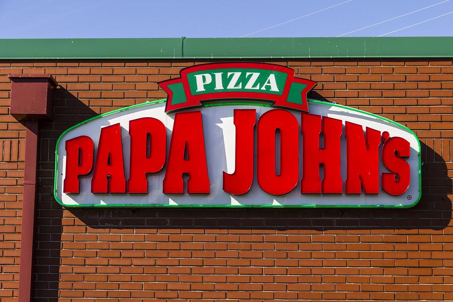 Papa John's lanzó una campaña para promocionar una pizza para abejas