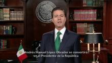 Pena Nieto-Lopez Obrador-Elecciones 2018