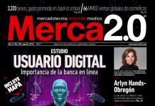 Portada Merca20, Agosto 2018