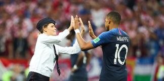 Pussy Riot-Rusia 2018-Mbappe