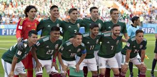 tv-Seleccion Mexicana-Mexico-Rusia 2018