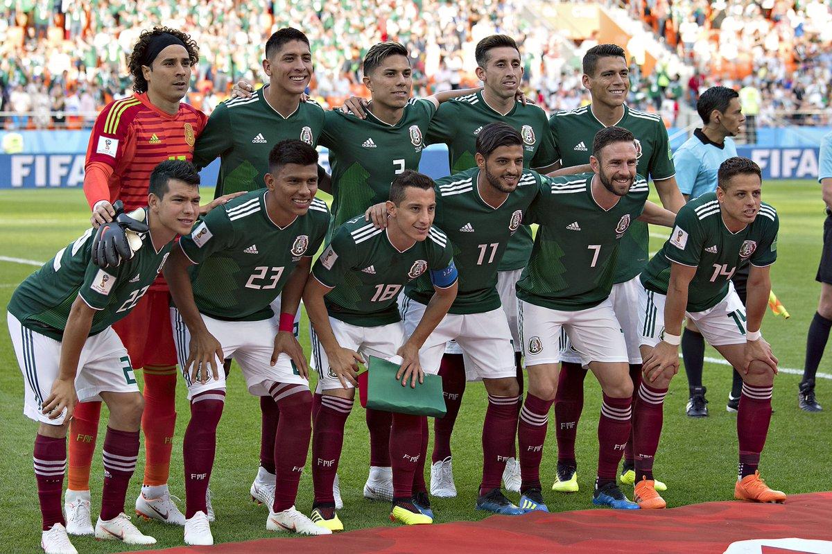 tv-Seleccion Mexicana-Mexico-Rusia 2018
